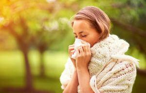 Akupunktur bei Pollenallergie kann die unangenehmen Symptome deutlich bessern.